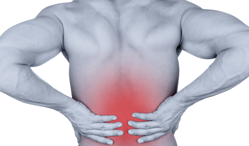 Low back pain capalaba